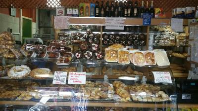 Buena Panaderia Trabajando A Full En Buceo ! ! !