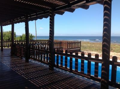 Cabaña Frente Al Mar,piscina Climatizada!!! Súper Tranquilo!