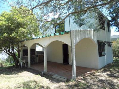 Alquiler Linda Casa Sobre La Playa En Balneario Kiyu !!!!!