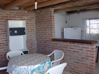 Pintoresca Cabaña De 2 Dormit, Excel Ubic A 200 Mts Del Mar