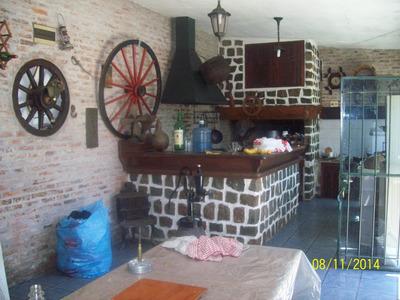 Buena Casa Con Local, Ideal Empresa O Famlia Con Negocio
