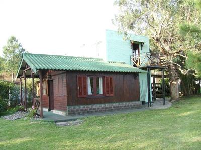 Cabaña Para Alquilar En Playa Hermosa, Piriapolis, Maldonado