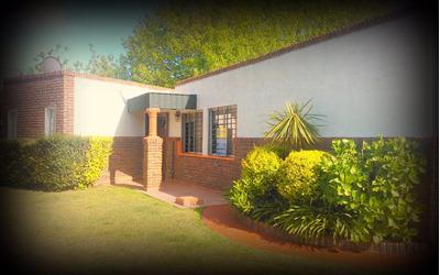 Alquiler Casa En Parque Del Plata, Por Día Y/o Fin De Semana
