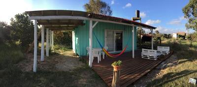 Casita Para 4 Personas A Una De La Playa En Punta Rubia