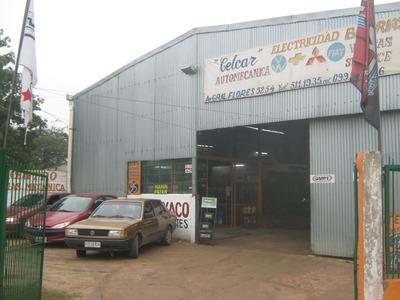 Exelente Local Sobre Avda Gral Flores