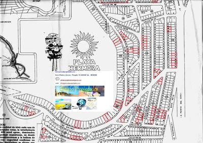 Terrenos 50 Y 100 % Desde 18000 Usd Piriapolis