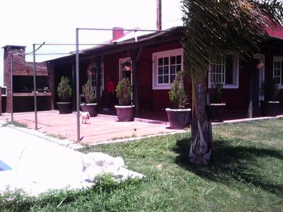 Alquilo Casa En El Campo A 14 Km De San Carlos