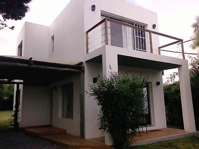 Alquilo Casa En La Barra, Posta Del Cangrejo,punta Del Este