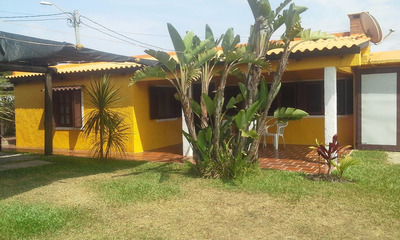 Alquilo Casa En Barra De Chuy Uruguay 2 Parilleros Int,ext.