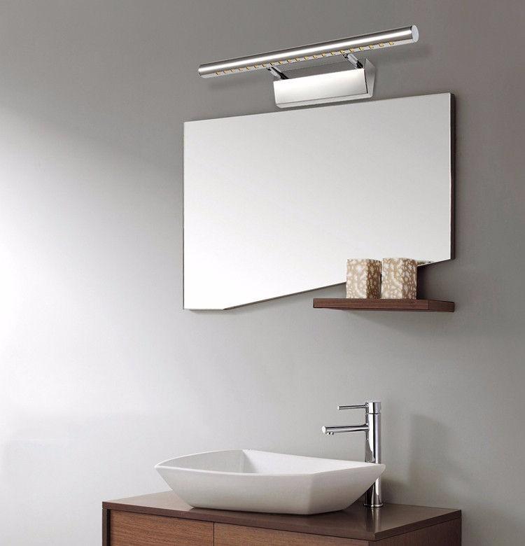 artefacto iluminacion luz spot led de pared ideal para espejo de bao u us artefacto iluminacion bao