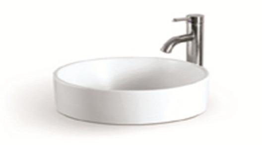 Bachas Loza Para Baño:Bachas De Loza Varios Modelos / Piletas Para El Baño – U$S 75,00 en