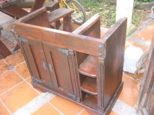 Bachas para ba o con mesada for Mesada madera para bano