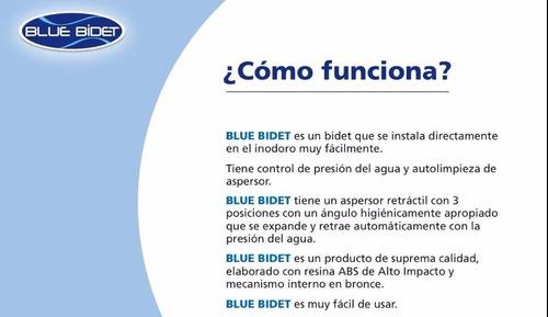 Bidet Para Cualquier Baño:Bidet Para Inodoro – U$S 100,00 en Mercado Libre