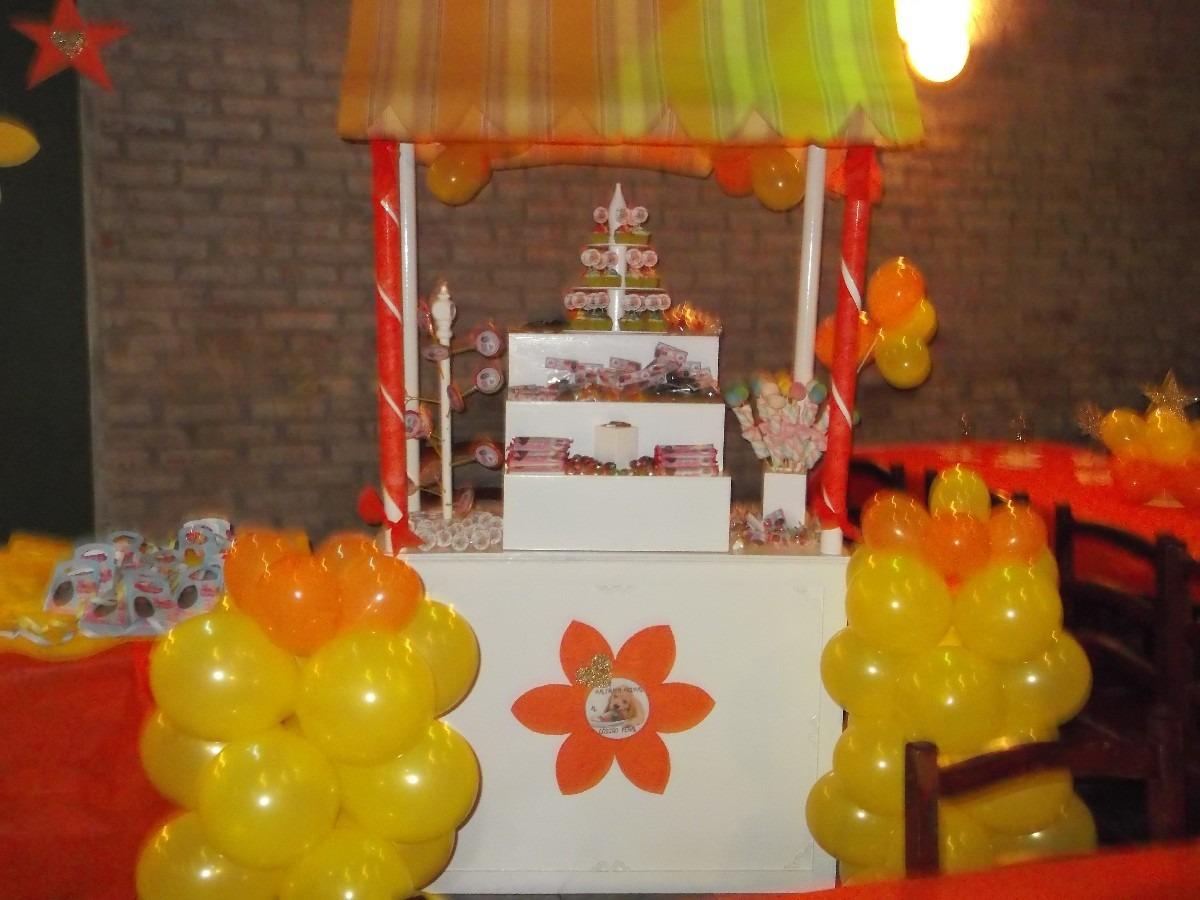 Decoracion Para Kioscos ~ Kiosco De Dulces Decoraci?n De Cumplea?os  $ 2 800,00 en Mercado