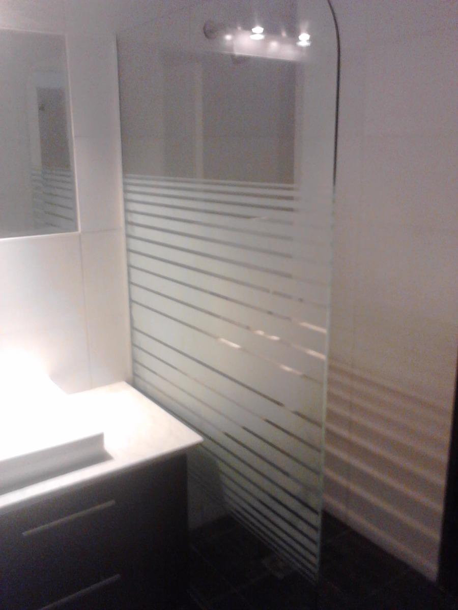 Mamparas Para Baño Mercado Libre:Mamparas De Cristal 8mm Templado Calidad, Seguridad, Rapidez – $ 3800