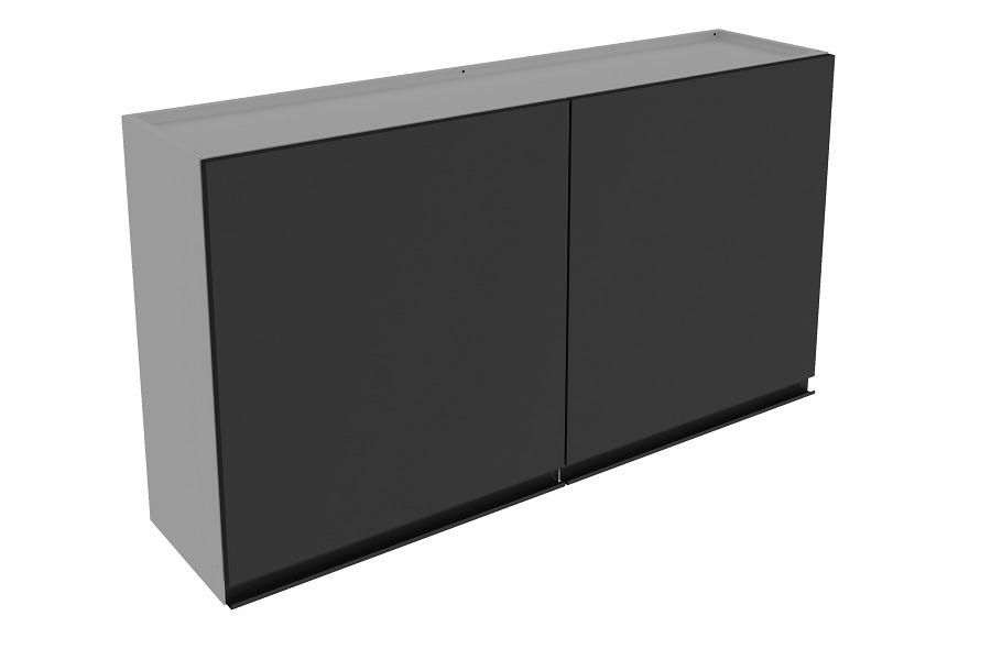 Mueble Aereo En Acero Dos Puertas De Cocina  $ 3990,00 en Mercado