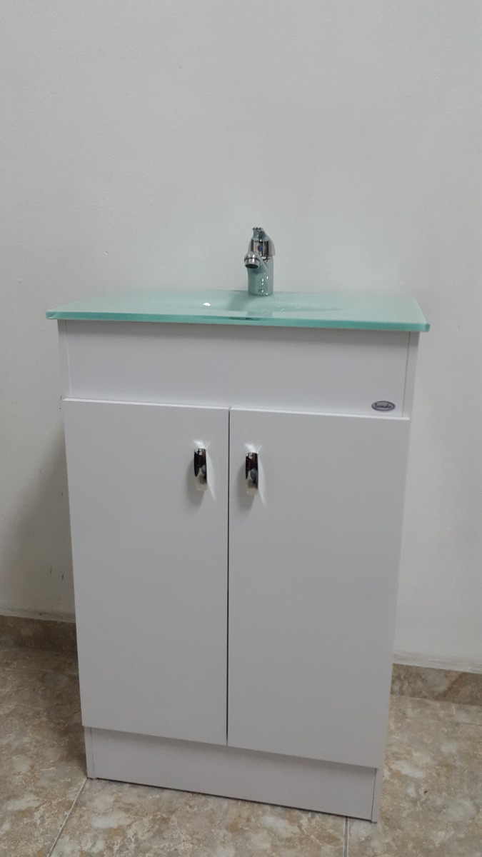 Muebles color verde botella 20170811054349 for Mueble bano 75 cm
