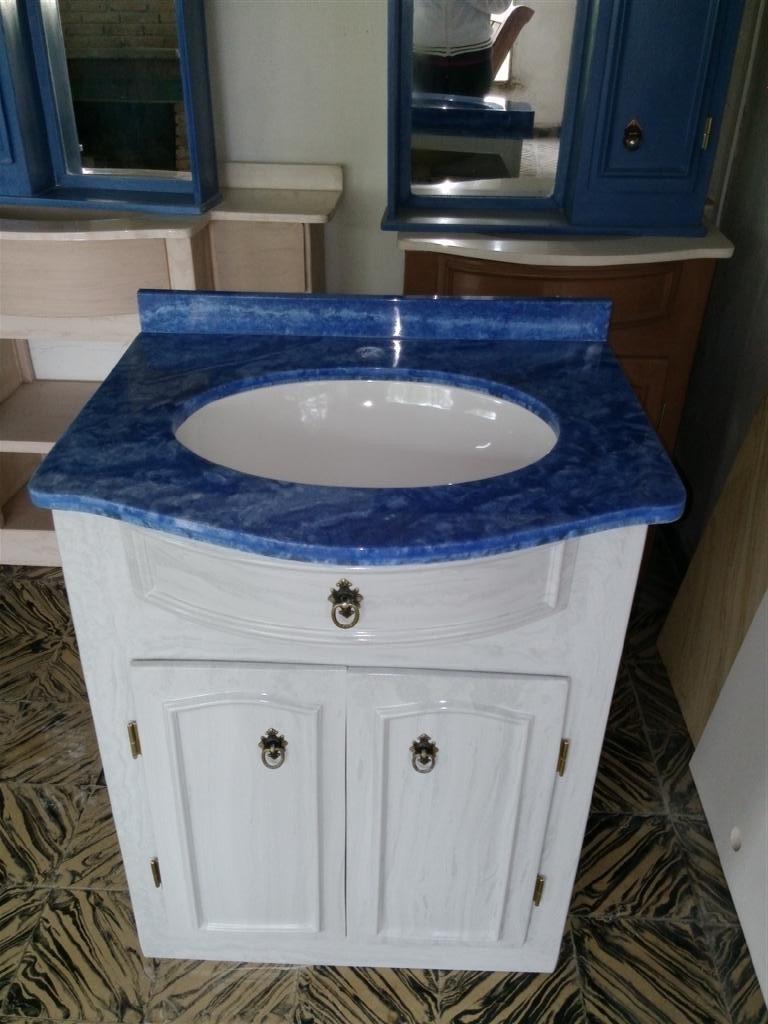 Muebles Para Baño Uy:Mueble Para Baño En Marmol Sintetico Con Mesada Y Bacha – $ 10850,00